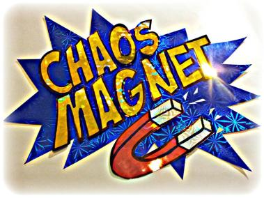 Chaos Magnet Chaos Magnet www.facebook.com/chaosmagnetband