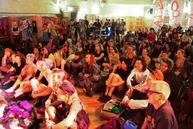 Grrl Fest 2015 - Northcote Town Hall (Dinda Advena) 10