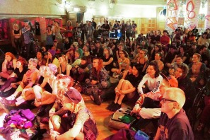 Grrl Fest 2015 - Northcote Town Hall (Dinda Advena) 10