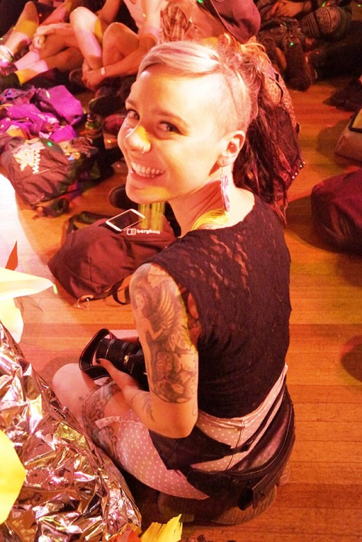 Grrl Fest 2015 - Northcote Town Hall (Dinda Advena) 11
