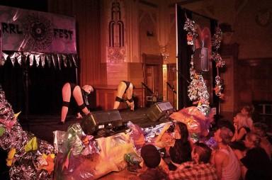 Grrl Fest 2015 - Northcote Town Hall (Dinda Advena) 15