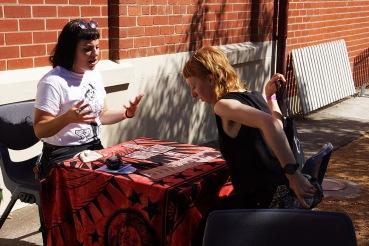 Grrl Fest 2015 - Northcote Town Hall (Dinda Advena) 19