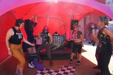 Grrl Fest 2015 - Northcote Town Hall (Dinda Advena) 24