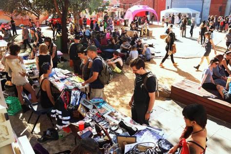 Grrl Fest 2015 - Northcote Town Hall (Dinda Advena) 38
