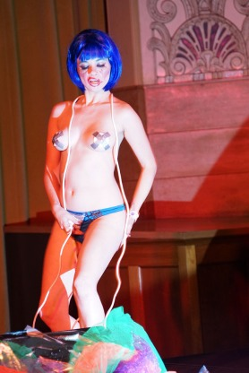 Grrl Fest 2015 - Northcote Town Hall (Dinda Advena) 4