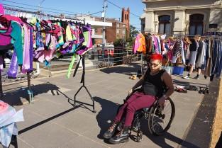 Grrl Fest 2015 - Northcote Town Hall (Dinda Advena) 42