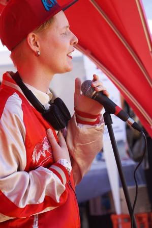 Grrl Fest 2015 - Northcote Town Hall (Dinda Advena) 43