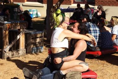 Grrl Fest 2015 - Northcote Town Hall (Dinda Advena) 44