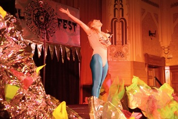 Grrl Fest 2015 - Northcote Town Hall (Dinda Advena) 5