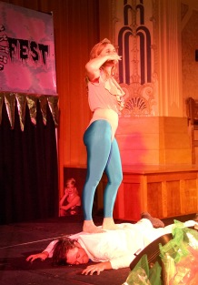 Grrl Fest 2015 - Northcote Town Hall (Dinda Advena) 6