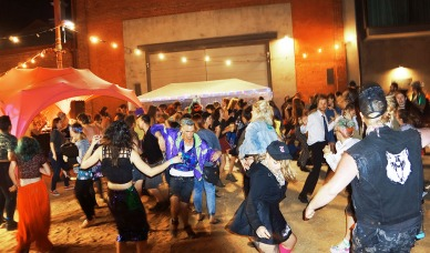 Grrl Fest 2015 - Northcote Town Hall (Dinda Advena) 60