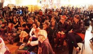 Grrl Fest 2015 - Northcote Town Hall (Dinda Advena) 9